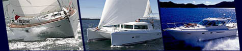 Monohulls / Catamarans / Powerboats